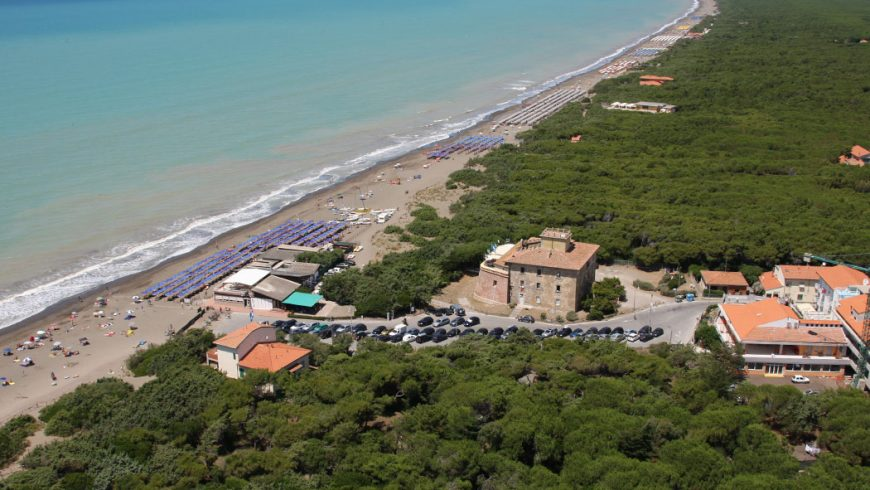 Bibbona fortress